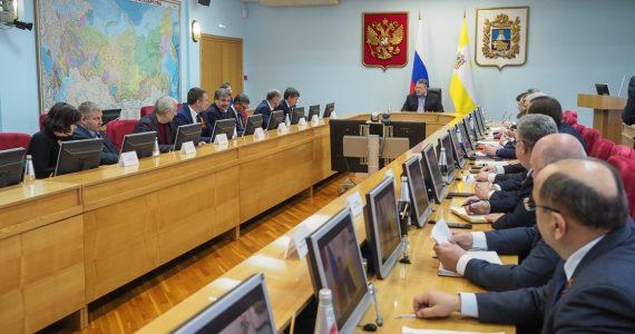 Ставропольский край принимает участие в федеральном конкурсе по благоустройству