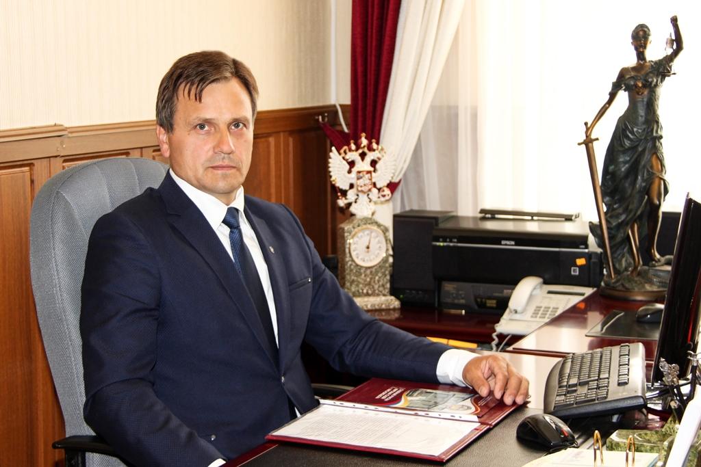 Губернатор Ставрополья назначил руководителя мировых судей ипостпреда