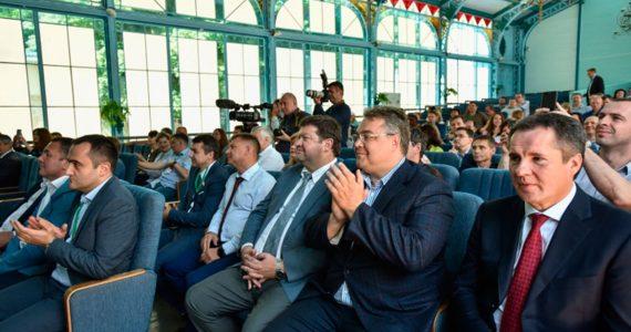 Праздник СМИ прошёл в Железноводске