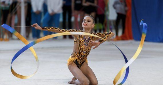 В Кисловодске стартуют Всероссийские соревнования по художественной гимнастике