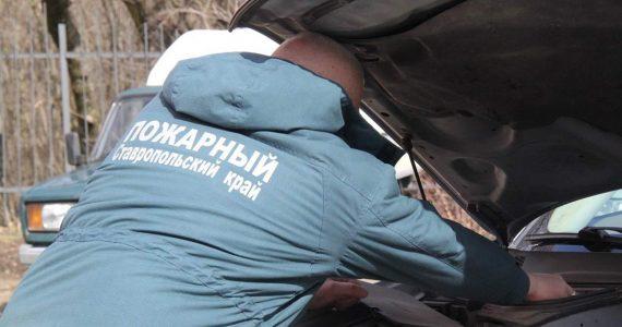 Сон за рулём стал причиной ДТП в Петровском округе. Ранены три человека