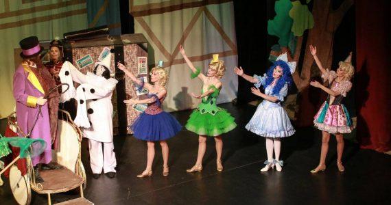 В театре оперетты Пятигорска прошла премьера сказки «Буратино»
