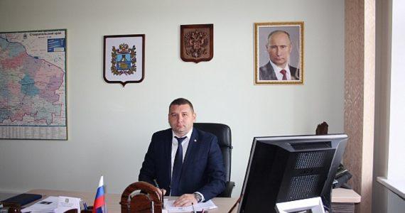Алексей Когарлыцкий назначен министром строительства и архитектуры Ставропольского края