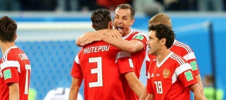 Сборная России обыграла Египет и впервые за 32 года вышла в плей-офф Чемпионата мира по футболу