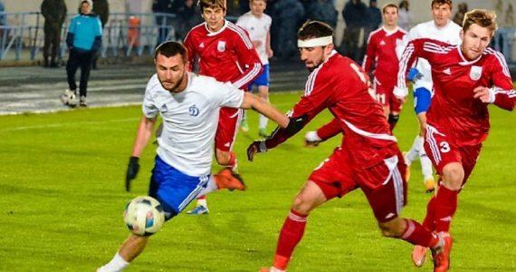Футболисты «Динамо» подготовку к новому сезону проведут в Ставрополе