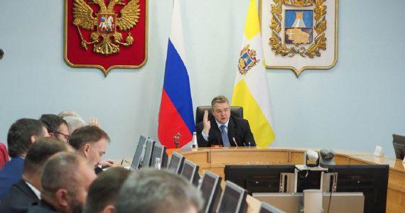 Впервые доход в казне Ставропольского края превысит 100 миллиардов рублей