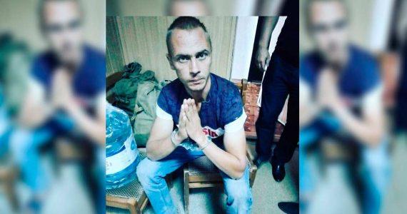 СКР подтвердил задержание Дениса Шмонова, подозреваемого в убийстве в Будённовском районе