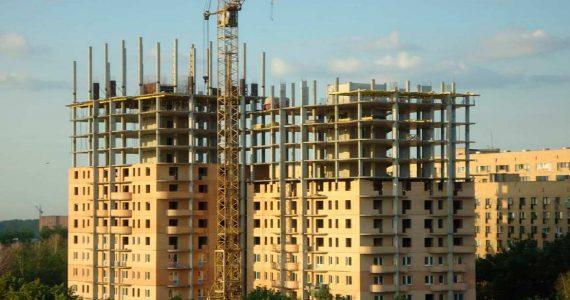 В Ставропольском крае за полгода построили 420 тысяч квадратных метров жилья