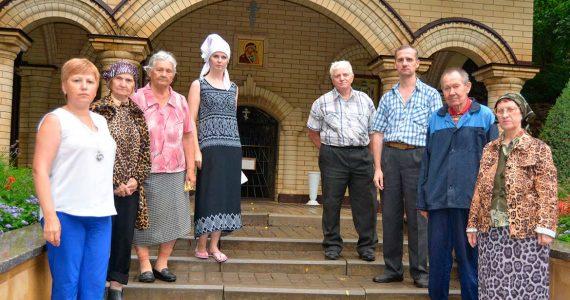 «Социальные туристы» из Невинномысска отправились на святой источник