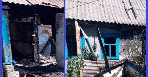 89-летняя пенсионерка погибла в пожаре в Кочубеевском районе