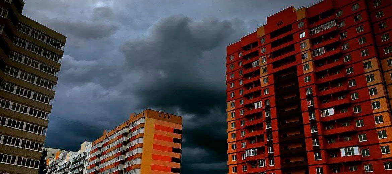 На выходных в Ставропольском крае прогнозируют ливни, ветер, грозу и град