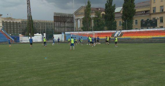 Футболисты «Динамо Ставрополь» готовы к началу нового сезона