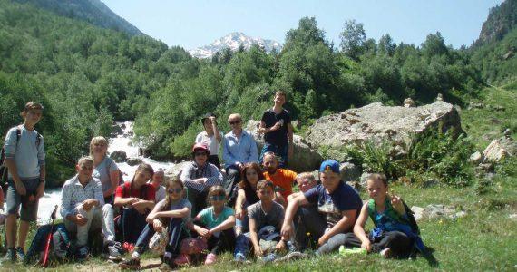 Ставропольские школьники побывали в экспедиции «Траверс»
