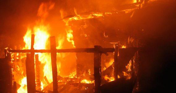 Ставропольцы решили «подбавить огоньку» и взорвали баню