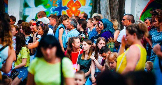 В Невинномысске пройдёт арт-фестиваль «Слияние»
