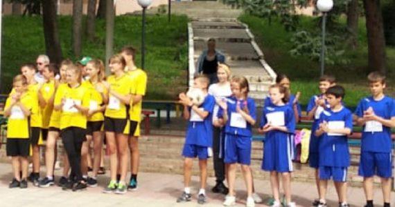 В Железноводске наградили победителей спартакиады оздоровительных лагерей
