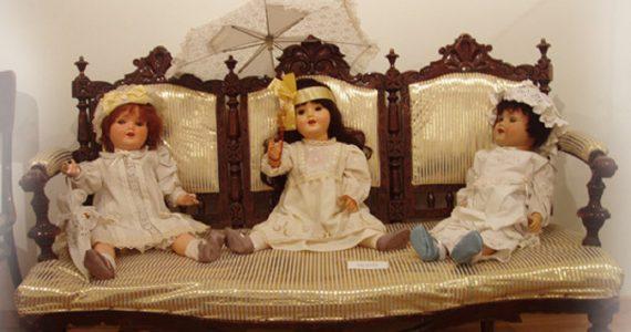 На выставку в Ставрополь приехали куклы «с историей»
