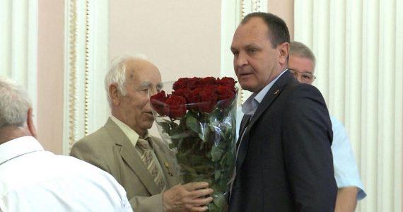 Ставропольские ветераны войны и труда избрали нового председателя совета. Смена поколений в ветеранском движении.