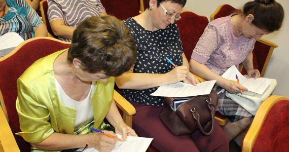 Обучающие семинары для организаторов выборов проходят в Ставропольском крае