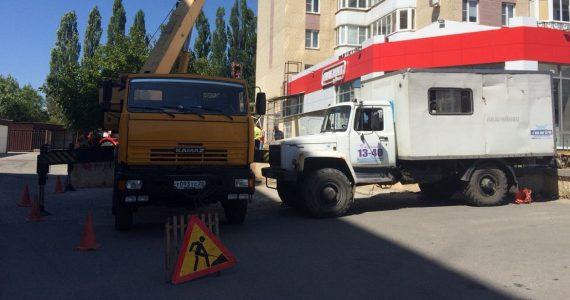 В Ставрополе оперативно ввели в эксплуатацию новый водовод