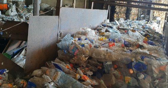 63 кг пластика, который собрали во время эко-квеста в Кисловодске, отправили на переработку