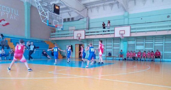 Финальные игры стартовали на XXV Кубке минибаскета в Ессентуках