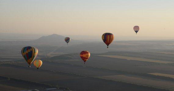 Фестиваль воздухоплавания в Ессентуках завершится парадом аэростатов
