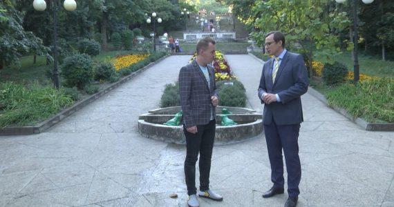 Глава Железноводска Евгений Моисеев: Ставрополье развивается очень стремительно