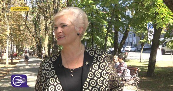 Зампред правительства Ирина Кувалдина поздравила ставропольцев с Днём города и края