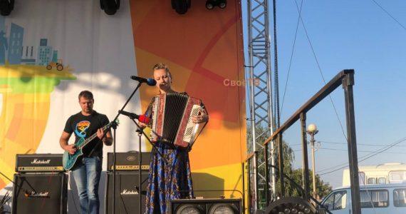 Казачий рок-фестиваль «Возрождение» собрал поклонников жанра в Ставрополе