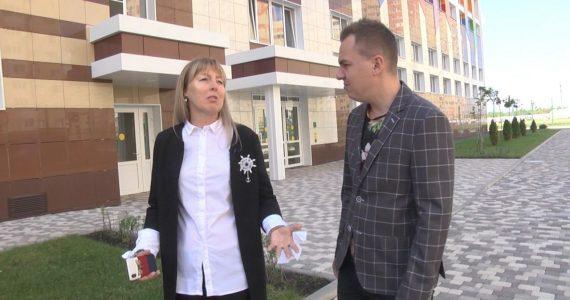 Директор школы Лариса Токарева в День края пожелала ставропольцам радоваться каждому дню