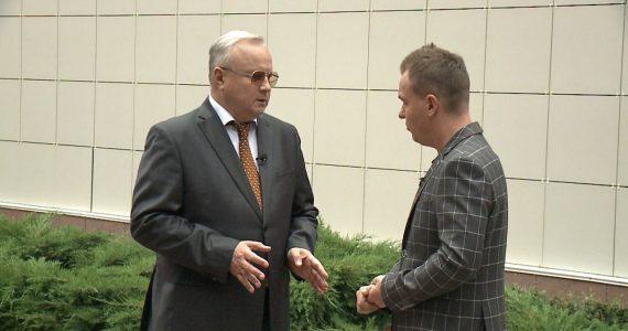 Ректор ставропольского медуниверситета Владимир Кошель пожелал жителям края здоровья