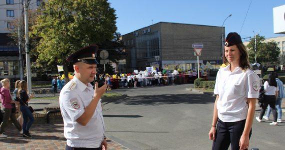 За порядком в День Ставрополя и края следят полиция, Росгвардия и общественники