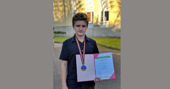 Ставрополец завоевал бронзу на международной олимпиаде по астрономии в Шри-Ланке