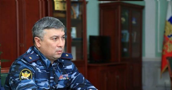 Начальником УФСИН Ставропольского края назначен Анзор Ирисханов