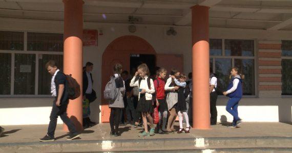 Ученики школы Благодарного учатся в две смены из-за закрытия старого корпуса
