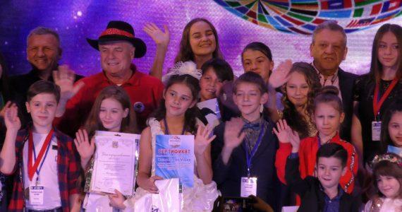 Дети-вокалисты со всей страны приехали в Лермонтов, чтобы побороться за поездку в Испанию
