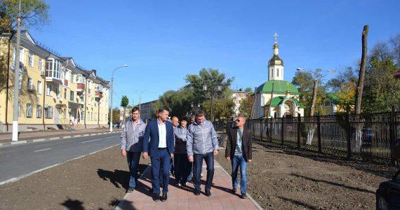 В Невинномысске эксперты ОНФ проверили качество ремонта дорог