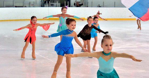 Ставропольцев бесплатно научат кататься на коньках