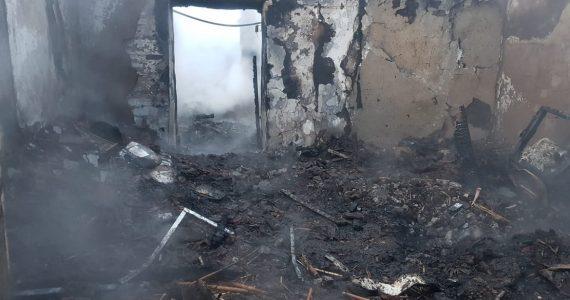 Тело мужчины нашли при пожаре в селе Новоселицкого района