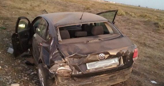 60-летняя женщина-пассажир пострадала в ДТП около села Урожайного