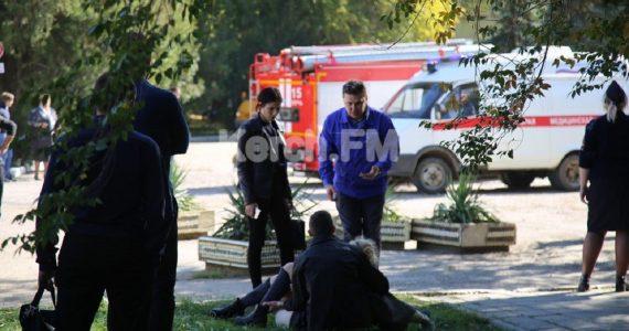 Губернатор Владимиров выразил соболезнования в связи с трагедией в Керчи