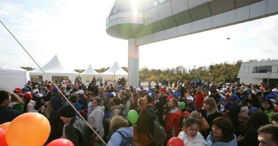 Ставропольский «Кванториум» отмечает первый день рождения