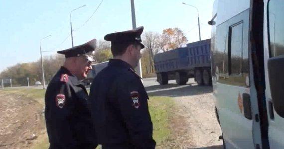 Тотальные проверки автобусов начались в Ставропольском крае. ВИДЕО