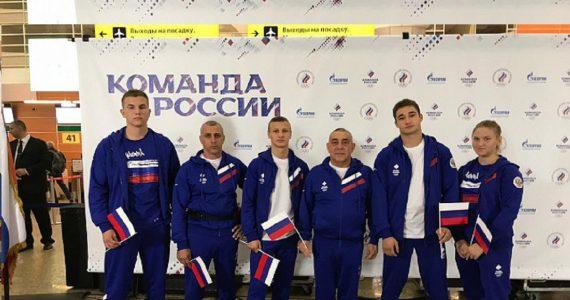 Ставрополец завоевал золото Юношеских Олимпийских игр в Аргентине