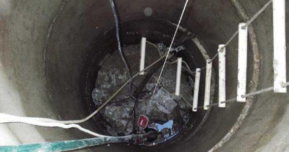 Тело убитого мужчины 2 года пролежало в колодце села Подлужного
