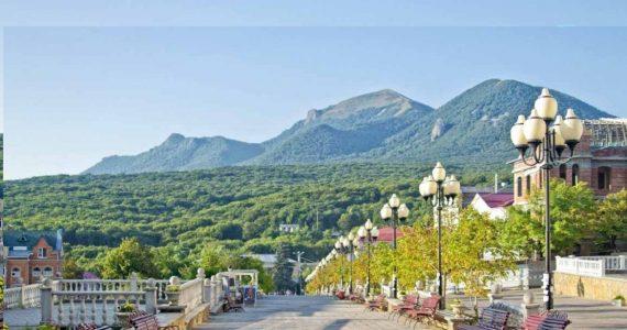 Ставропольский край вошёл в топ-3 популярных курортов России