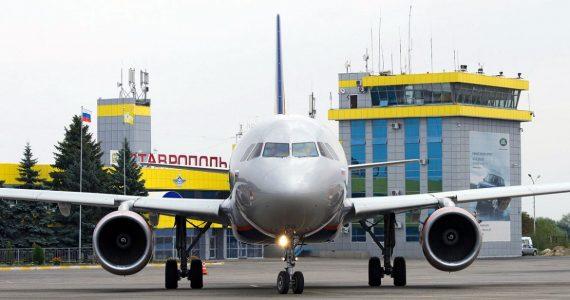 Член ОП РФ Александр Малькевич проинспектировал аэропорт Ставрополя