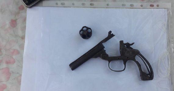 Ставрополец незаконно хранил оружие и боеприпасы у себя дома