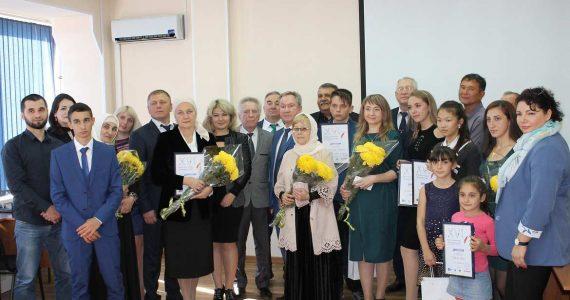 В Кисловодске наградили победителей конкурса «Лучший урок письма»
